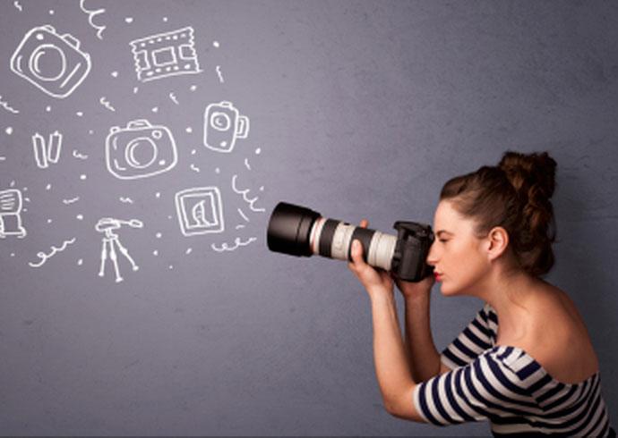 عکاسی تبلیغاتی گرافیکی